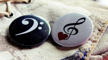 Скрипичный и басовый ключи
