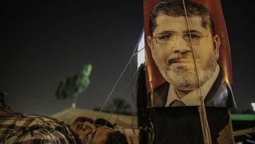 Военный переворот в Египте