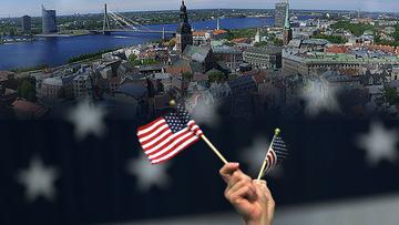 Латвия и США