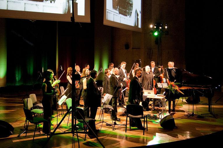 Оркестр  Sinfonietta Cracovia