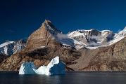 Фьорд в Гренландии