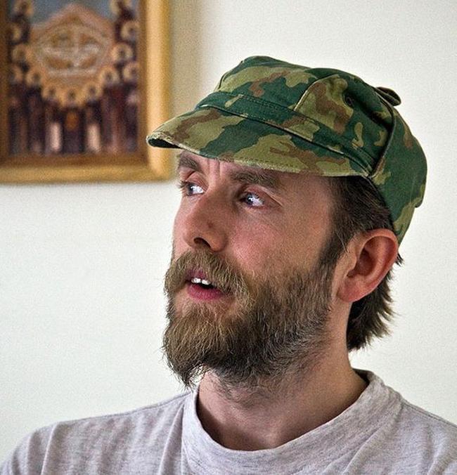 Норвежский музыкант Варг Викернес