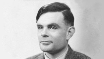Алан Тьюринг, английский математик, логик, криптограф