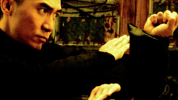 """Кадр из фильма """"Великий мастер"""". Режиссер – Вонг Кар-Вай"""