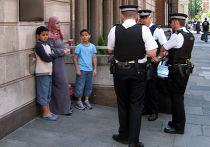 Нелегальные иммигранты в Лондоне