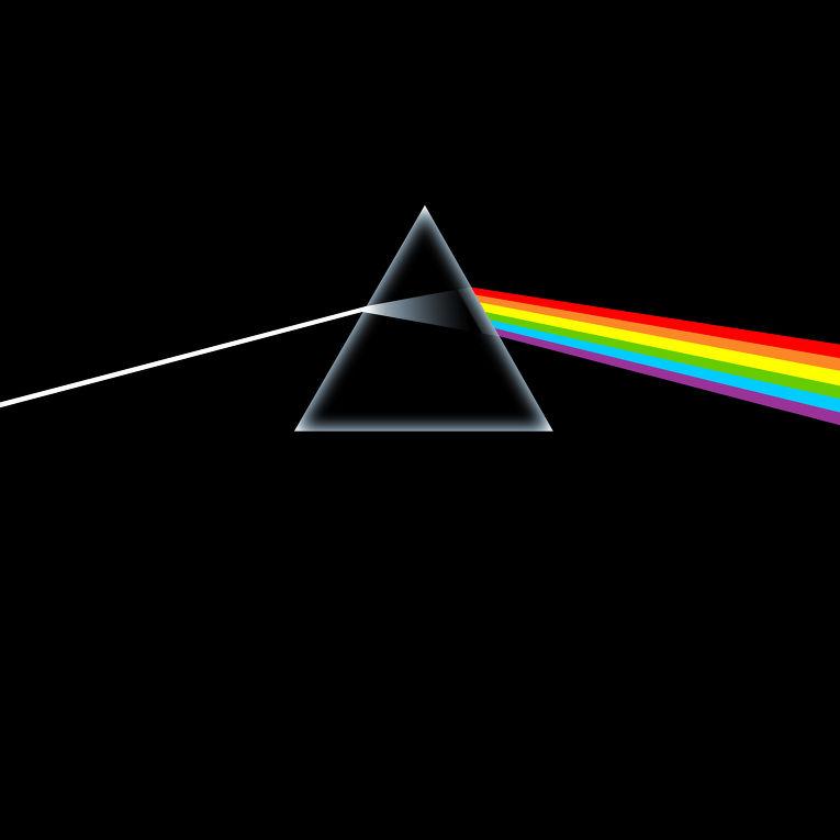 Альбом «The Dark Side of the Moon» группы Pink Floyd