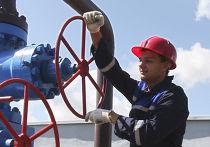 Мозырское газохранилище в Белоруссии