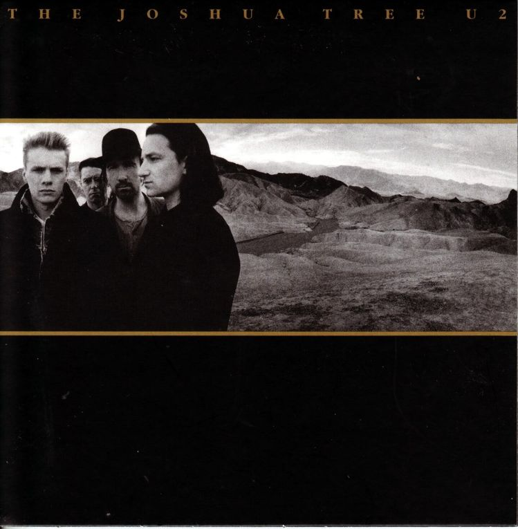Альбом «The Joshua Tree» группы U2