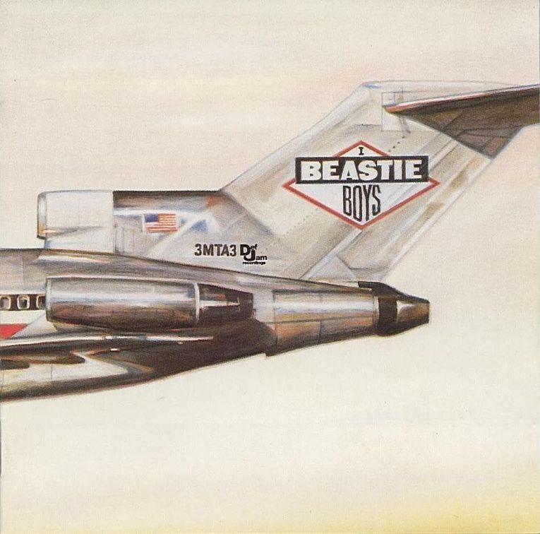 Альбом «Licensed to Ill»  группы  Beastie Boys