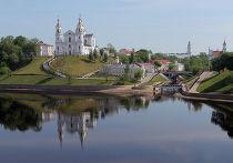 Набережная реки Двина в Витебске