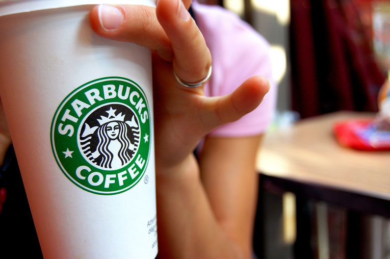Кофе в Starbucks