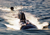 ЧП на АПЛ Тихоокеанского флота