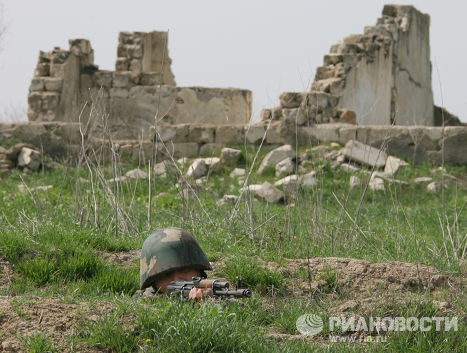 Армия Нагорного Карабаха