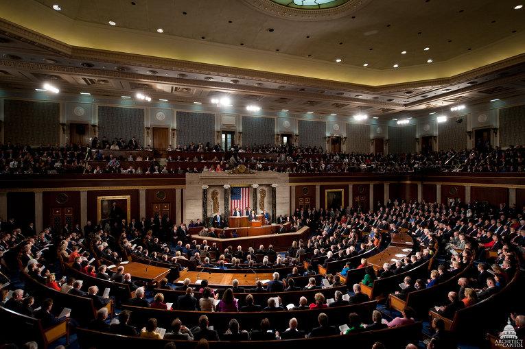 Заседание в Капитолии