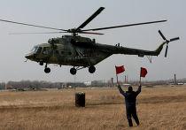 Транспортный вертолет Ми-8
