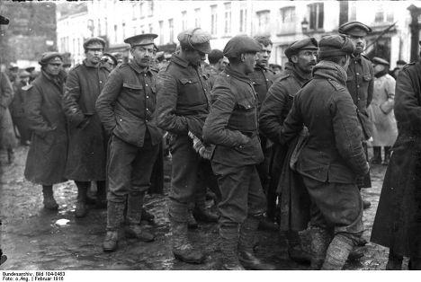 Канадские военнопленные в Германии