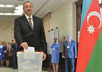 Выборы президента Республики Азербайджан