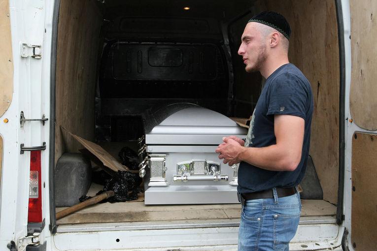 Тело убитого в США Ибрагима Тодашева доставлено на родину