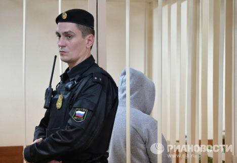 Арест Орхана Зейналова