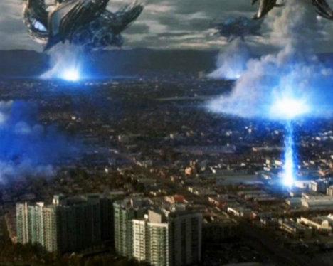 """Фильм-апокалипсис """"Скайлайн"""" мастера спецэффектов сняли быстро и дешево"""