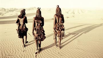 Племя химба. Фотография проекта Before They Pass Away
