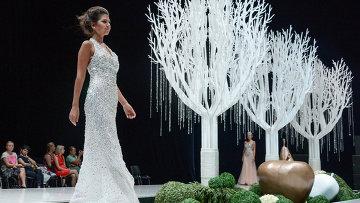 Дни свадебной моды в Москве