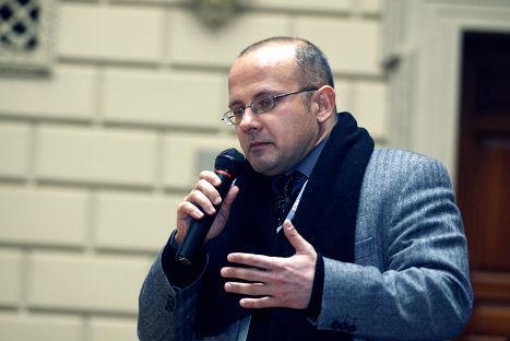 Немецкий политолог Андреас Умланд