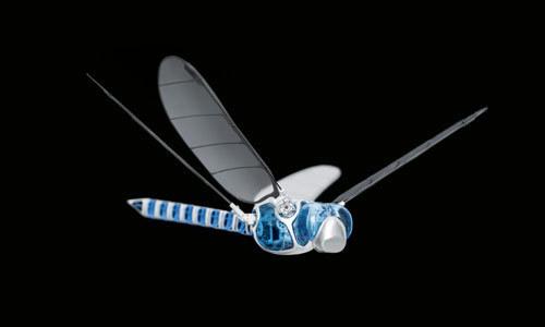 Робот BioniCopter, разработанный немецкой компанией Festo