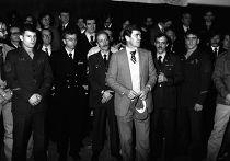 Американцы, захваченные в заложники в Иране в 1981 году