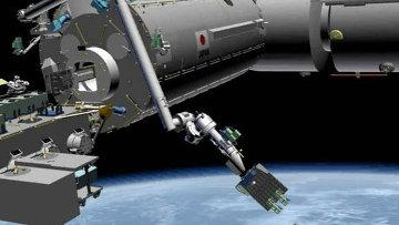 Запуск микроспутников CubeSat