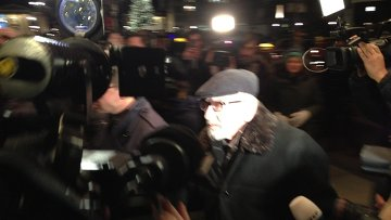 Отец Михаила Ходорковского Борис Ходорковский