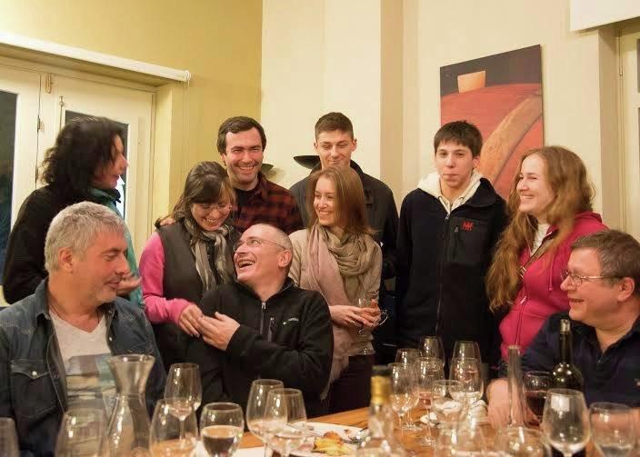 Ходорковский прилетел в Израиль к бывшим партнерам по ЮКОСу
