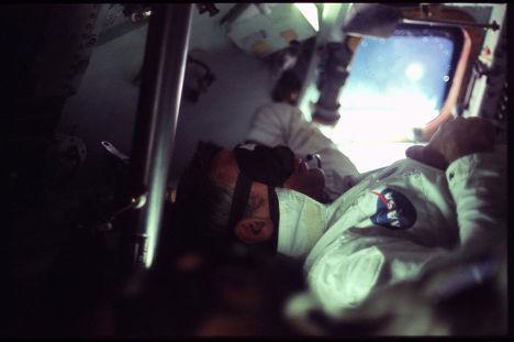 Астронавт Юджин Сернан. Программа Аполлон 17
