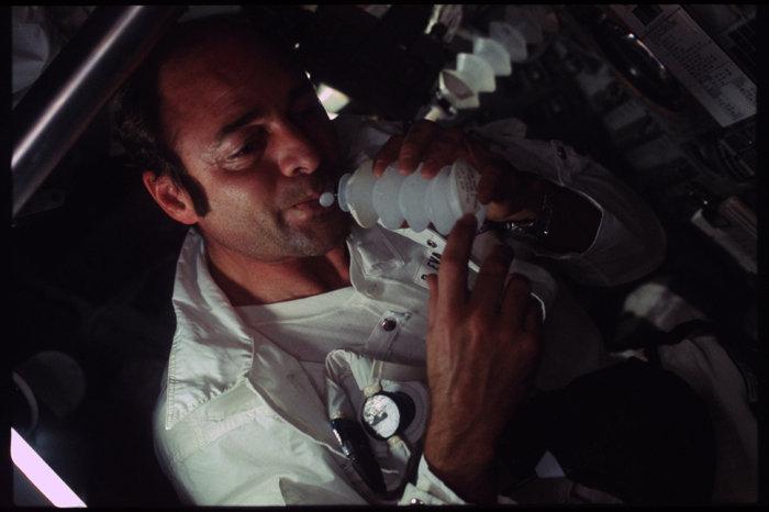 Астронавт Рональд Эллвин Эванс. Программа Аполлон 17