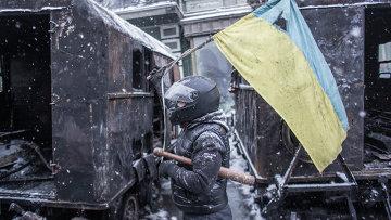 Ситуация в Киеве. 22 января