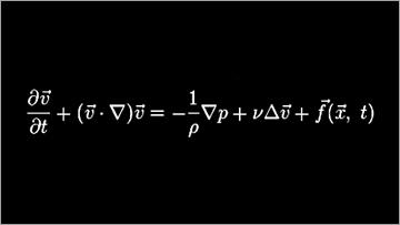 Уравнение Навье — Стокса