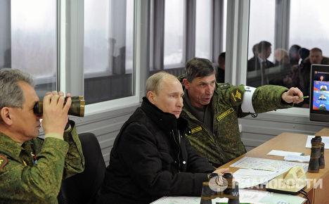 Рабочая поездка Владимира Путина в Ленинградскую область
