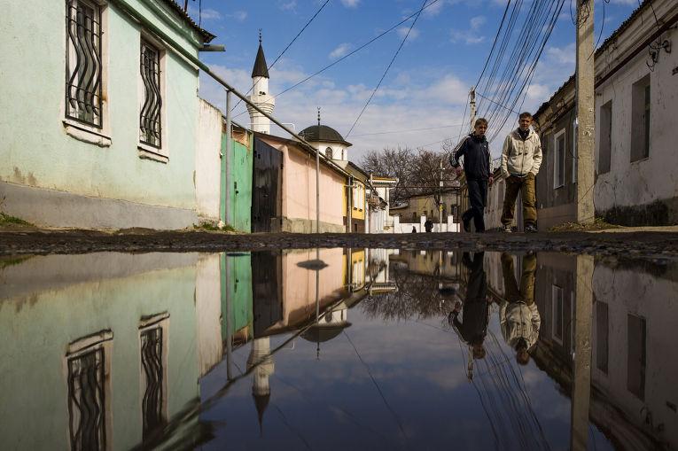 Мечеть Кебир-Джами в Симферополе