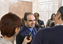 Премьер-министр Грузии Зураб Жвания
