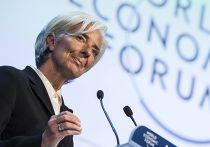 Директор-распорядитель Международного валютного фонда Кристин Лагард