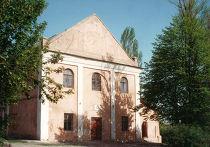 Синагога в Шепетовке