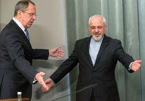 Встреча глав МИД России и Ирана С.Лаврова и М.Зарифа
