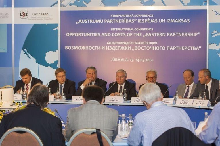 Балтийский форум в Юрмале