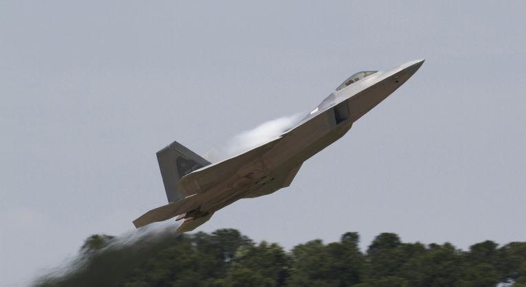 Истребитель F-22 «Рэптор»