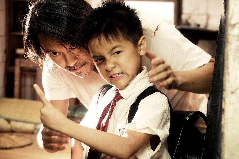 Кадр из фильма «CJ7»