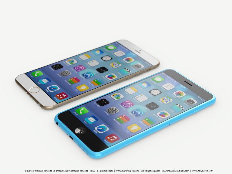 2a2c6978cfe6 Шесть причин, по которым Samsung должен опасаться iPhone 6   Мир ...