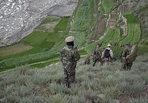 Операция по ликвидации Усамы Бен Ладена в районе Афганистана Тора-Бора
