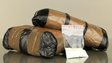 Кокаин. Архивное фото.