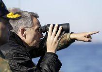 Генеральный секретарь НАТО Йенс Столтенберг на учениях «Пирполитис» в Греции