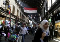 Рынок в Дамаске